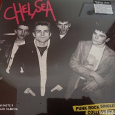 Discos de vinilo: CHELSEA. PUNK ROCK SINGLES COLLECTION.. Lote 221483165
