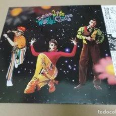 Discos de vinilo: DEEE-LITE (LP) WORLD CLIQUE AÑO 1991 – ENCARTE CON LETRAS. Lote 221484882