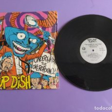 Discos de vinilo: LP ORIGINAL US 1990. THE LAUGHING SOUP DISH – UNDERTHROW THE OVERGROUND. VOXX RECORDS.VXS 200.062. Lote 221485052