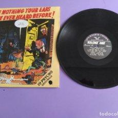 Discos de vinilo: LP ORIGINAL GARAGE ROCK. LIKE NOTHIMG YOUR EARS HAVE EVER HEARD BEFOREV. VOLUMEN 1. 19 PSYCHO. Lote 221486870