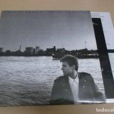 Discos de vinilo: BRYAN ADAMS (LP) INTO THE FIRE AÑO 1987 – ENCARTE CON LETRAS + POSTER DESPLEGABLE. Lote 221487375