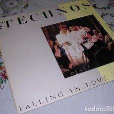 Discos de vinilo: THE TECHNOS FALLING IN LOVE AGAIN. Lote 221489103