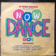 Discos de vinilo: VARIOUS ?– NOW DANCE 901 HOUSE 2 VINYLS !. Lote 221506085
