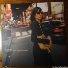 Discos de vinilo: PJ HARVEY STORIES FROM THE CITY, STORIES FROM THE SEA. Lote 221506287