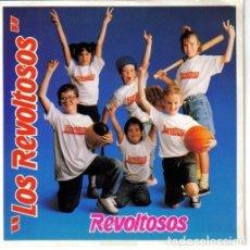 Discos de vinilo: LOS REVOLTOSOS - REVOLTOSOS - LP KONGA MUSIC SPAIN 1988. Lote 221512307
