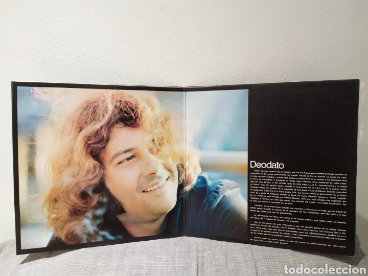 Discos de vinilo: Deodato - Artistry - S-32.632 Spain - Foto 3 - 221512410