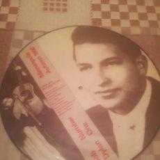 Discos de vinilo: BOB DYLAN.NUMBER ONE.MINNEAPOLIS 1960.PICTURE DISC.BOOTLEG.. Lote 221512745