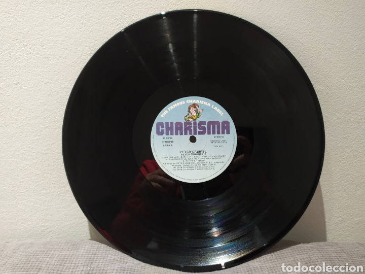Discos de vinilo: Peter Gabriel - Peter Gabriel - E 206928 Spain - Foto 3 - 221513303