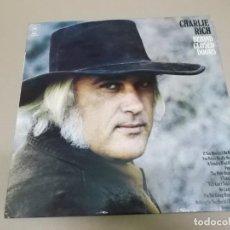 Discos de vinilo: CHARLIE RICH (LP) BEHIND CLOSED DOORS AÑO 1974. Lote 221514730
