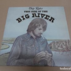 Discos de vinilo: CHIP TAYLOR (LP) THIS SIDE OF THE BIG RIVER AÑO 1976. Lote 221514833