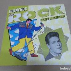 Discos de vinilo: CLIFF RICHARD (LP) PIONEROS DEL ROCK AÑO 1985. Lote 221514908
