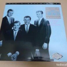 Discos de vinilo: THE CRICKETS (LP) THE BEST – ROCK'N'ROLL MASTERS AÑO 1989 – EDICION U.K.. Lote 221515041