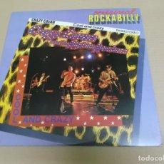 Discos de vinilo: CRAZY CAVAN 'N' THE RHYTHM ROCKERS* (LP) COOL AND CRAZY AÑO 1982. Lote 221515211