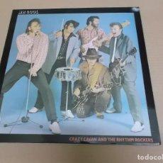 Discos de vinilo: CRAZY CAVAN 'N' THE RHYTHM ROCKERS (LP) MR. COOL AÑO 1988. Lote 221515328