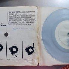 Discos de vinilo: LEO DAN-SINGLE FANNY-CELIA-FLEXIDISC. Lote 221518250