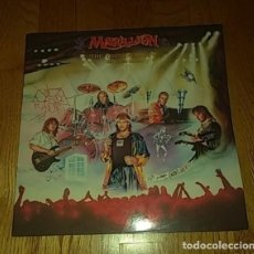 Discos de vinilo: LP MARILLION ‎– THE THIEVING MAGPIE (LA GAZZA LADRA). ORIGINAL 1988.. Lote 221519428