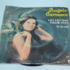 Discos de vinilo: ANGELA CARRASCO (3399). Lote 221526763