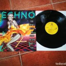 Discos de vinilo: TODO TECHNO MAXI SINGLE VINILO PROMO ESPAÑA 1992 EURYTHMICS OMD YAZOO ULTRAVOX KRAFTWERK HEAVEN 17. Lote 202353805