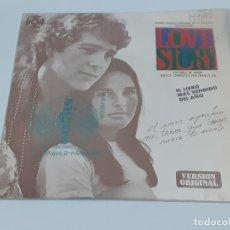 Discos de vinilo: LOVE STORY (3403). Lote 221527716