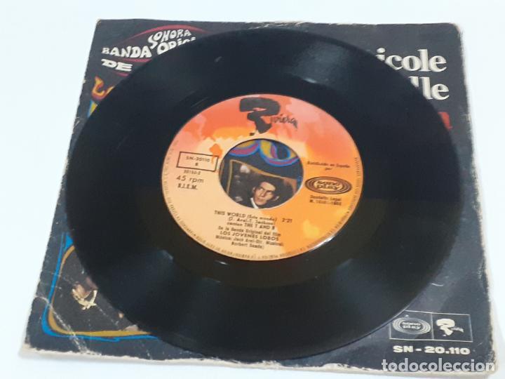 Discos de vinilo: LOS JOVENES LOBOS (3404) - Foto 4 - 221527808