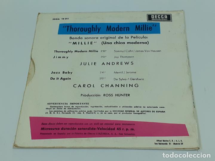 Discos de vinilo: MILLIE (3405) - Foto 2 - 221529537