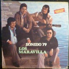 Discos de vinilo: LOS MARAVILLA // SONIDO 79 // DEDICATORIA Y FIRMAS //1979 //(VG VG). LP. Lote 221532343