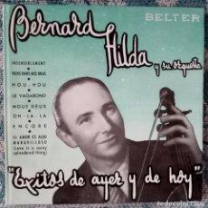 Discos de vinilo: SINGLE BERNARD HILDA Y SU ORQUESTA - VOLUMEN II - ¡UNICO ENVIO A FINAL DE MES!. Lote 221532952