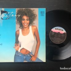Discos de vinilo: WHITNEY HOUSTON ?– I WANNA DANCE WITH SOMEBODY (WHO LOVES ME). Lote 221540731