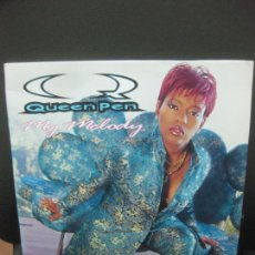 Discos de vinilo: QUEEN PEN. MY MELIDY. MAN/INTERSCOPE RECORDS 1991. LP.. Lote 221548755