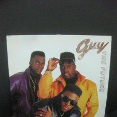 Discos de vinilo: GUY. THE FUTURE. MCA 1990.. Lote 221550101