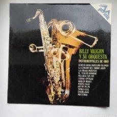 Discos de vinilo: BILLY VAUGHN Y SU ORQUESTA. INSTRUMENTALES DE ORO. LP. TDKLP. Lote 221550236