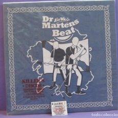 Discos de vinilo: DR. MARTENS BEAT - SMASH THEM UP - LP EDICIÓN LIMITADA Y NUMERADA.. Lote 221556050