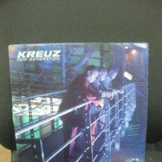 Discos de vinilo: KREUZ. NEW GENERATION. LP MOTOWN RECORDS 1993. Lote 221558225