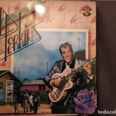 Discos de vinilo: CARL PERKINS; ROCKING GUITARMAN, CHARLY RECORDS 1980 ROCKABILLY. Lote 221560022