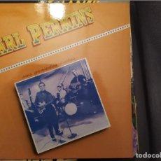 Discos de vinilo: CARL PERKINS; SUS GRANDES EXITOS ED ESPAÑA VIC VEMSA 1991 ROCKABILLY. Lote 221560182