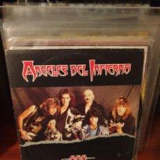Discos de vinilo: ANGELES DEL INFIERNO / 666 / WEA 1989. Lote 221561498