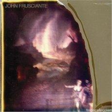 Discos de vinilo: JOHN FRUSCIANTE - CURTAINS LP. Lote 221563270