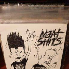 Discos de vinilo: MEAT SHITS / BUTT AUGER / IDEM / AUGER RECORDS 1994. Lote 221565467