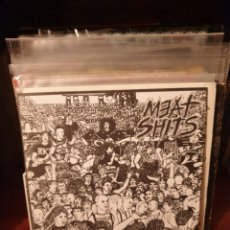 Discos de vinilo: MEAT SHITS / W.B.I. / IDEM / REGURGITATED SEMEN RECORDS 1993. Lote 221565736
