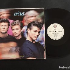 """Discos de vinilo: A-HA YOU ARE THE ONE - EXTENDED 12"""" GERMANY. Lote 221565995"""