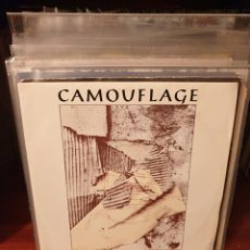 Discos de vinilo: CAMOUFLAGE / THE GREAT COMMANDMENT / METRONOME 1987. Lote 221566803
