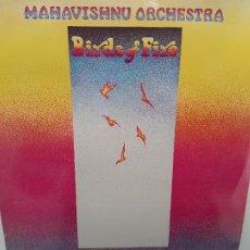 Discos de vinilo: MAHAVISHNU ORCHESTRA- BIRDS OF FIRE- SPAIN LP 1983 + ENCARTE- VINILO COMO NUEVO. REF. 2.. Lote 221567511