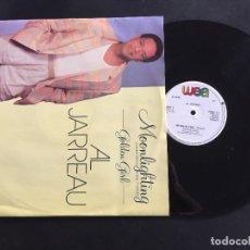 "Discos de vinilo: AL JARREAU MOONLIGHTING - EXTENDED 12"" UK. Lote 221568060"