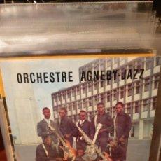 Discos de vinilo: ORCHESTRE AGNEBY - JAZZ / MEMON SA MAYI / COMOE. Lote 221568078