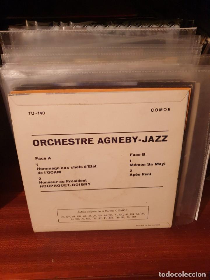 Discos de vinilo: ORCHESTRE AGNEBY - JAZZ / MEMON SA MAYI / COMOE - Foto 2 - 221568078