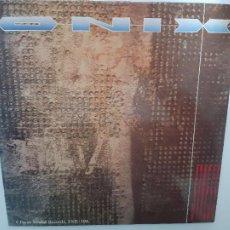 Discos de vinilo: ONIX- STRESS- SPAIN LP 1987- VINILO CASI NUEVO.. Lote 221568918