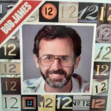 Discos de vinilo: BOB JAMES- 12 - UK LP 1984 - VINILO COMO NUEVO.. Lote 221569661