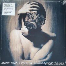 Discos de vinilo: LP MANIC STREET PREACHERS GOLD AGAINST THE SOUL VINILO. Lote 221572960