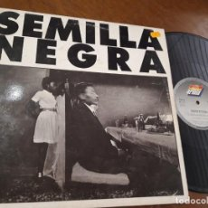 Discos de vinilo: RADIO FUTURA. SEMILLA NEGRA /PASEO CON LA NEGRA FLOR / .MAXI- ESPAÑA -1991. Lote 221576143