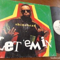Discos de vinilo: SHINEHEAD ?– LET 'EM IN-LP-GERMSNY 1993-. Lote 221578593